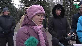 Митинг против бездомных собак в Николаеве. Рассказывают укушенные
