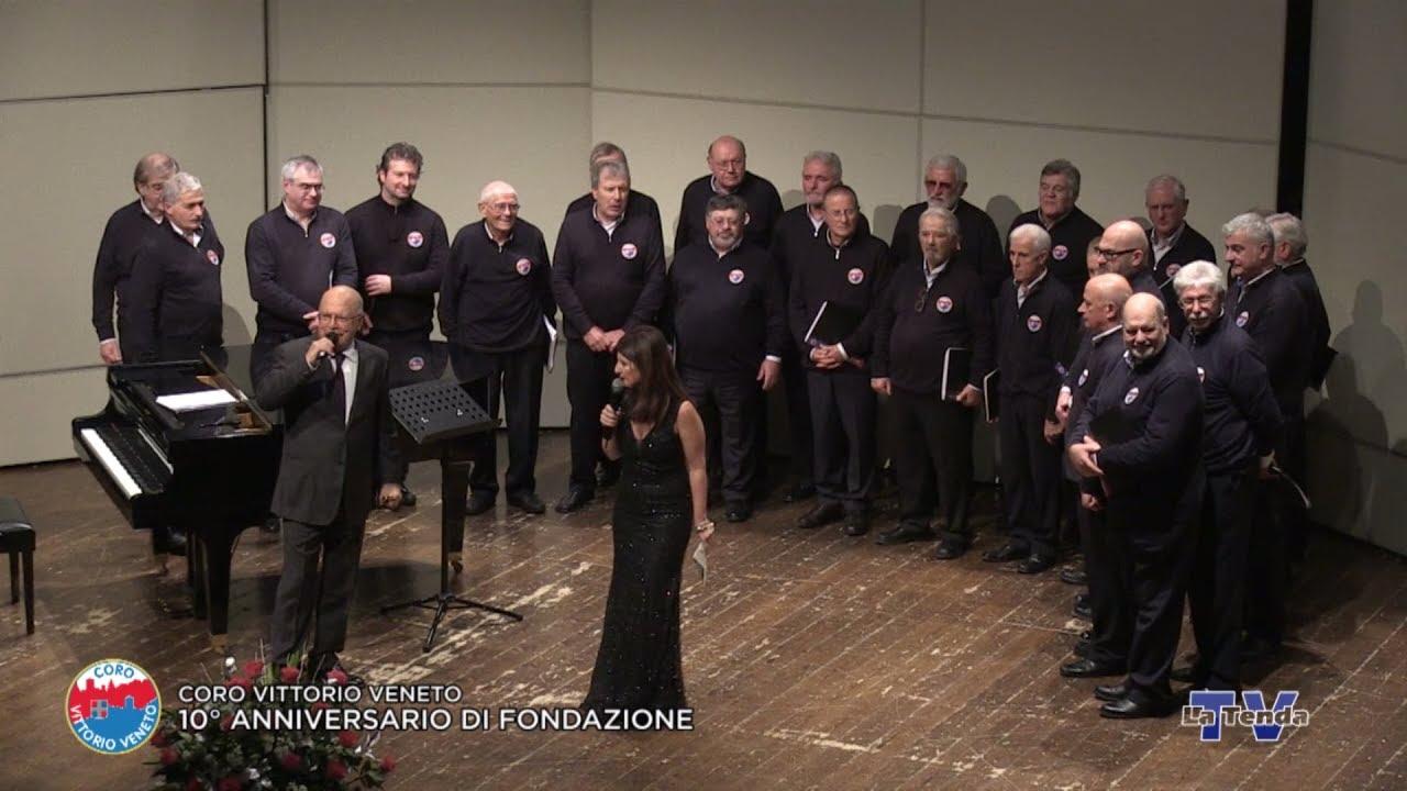 Coro Vittorio Veneto - 10 anniversario di Fondazione
