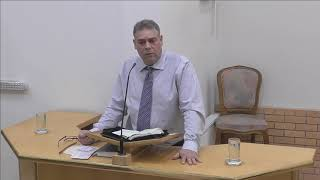 Κατά Μάρκο θ' 33-37 | Νικολακόπουλος Λευτέρης