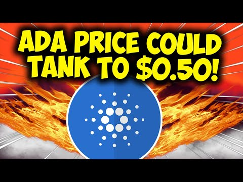 Cardano Price Prediction - Three reasons why ADA price could tank to $0.50 in the coming days