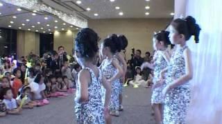 """Wonder K3 Girls - Nobody"" at Victoria (LK) Graduation Dinner 2011"