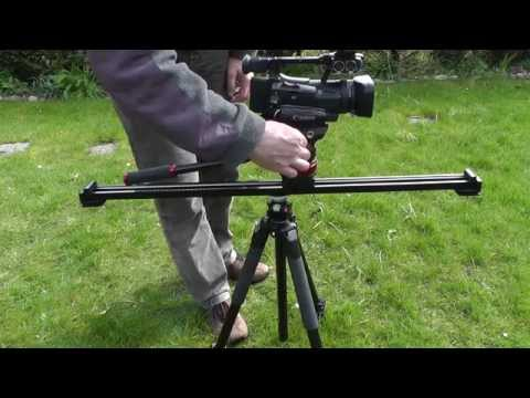 The Konova K2 slider - What you can do with it