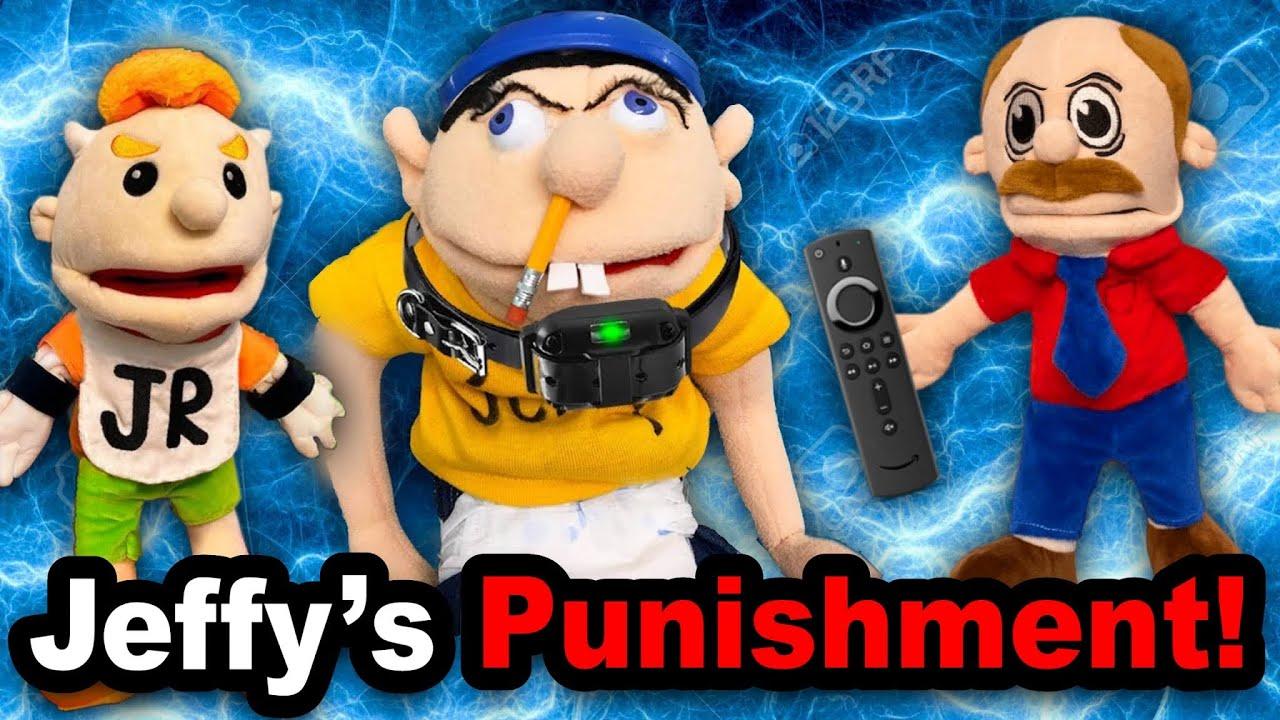 SML Movie: Jeffy's Punishment!