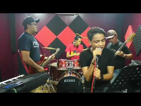 Semakin rindu (real spin) jamming cover