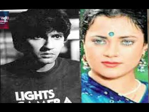 Mandakini Controversy - Fight with Kumar Gaurav: She took bitter revenge