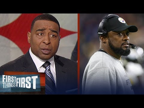 Cris Carter on Steelers players lobbying owner Art Rooney to fire Mike Tomlin | FIRST THINGS FIRST