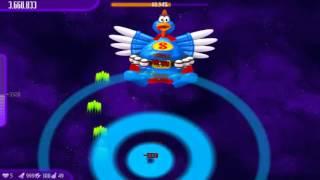 Chicken invaders 4 ultimate omelette Gameplay+TrainerSuperstar Hero 1 episode