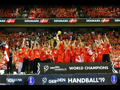 The 26th IHF Men's World Championship (Norway vs Denmark)