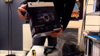 Rapide presentation du laser Stairville DJ lase 40-G MKIII