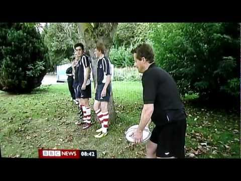 BBC 1 Breakfast - 'Rolf' at Monkton Senior School