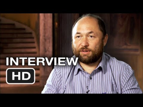 Abraham Lincoln Vampire Hunter Interview - Timur Bekmambetov
