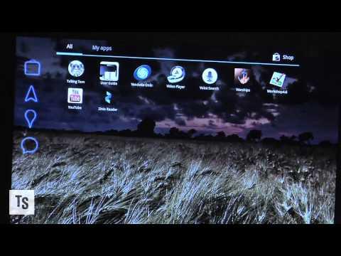 Lenovo's First Andoid Tablet: The IdeaPad K1