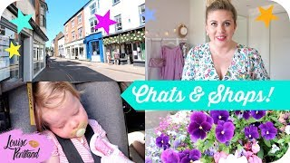 AD | Family Chat and Charity Shops! | LIFESTYLE