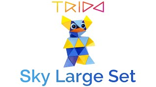 Trido Sky Large Set - How to build a Character
