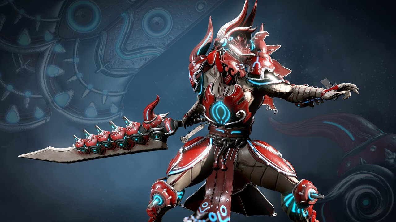 Warframe Chroma Deluxe Skin Is Awesome YouTube