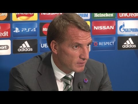 Celtic 5 - 2 Hapoel Beer Sheva - Brendan Rodgers Post Match Press Conference