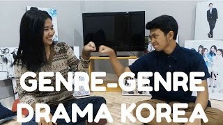 Video Genre-genre Drama Korea (feat @ebibitititeliti) download MP3, 3GP, MP4, WEBM, AVI, FLV April 2018