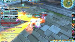 Ether Saga Online - PvP Defilers Battle