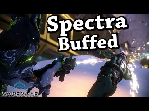 Warframe | Spectra [Buffed] (4 Forma Build)