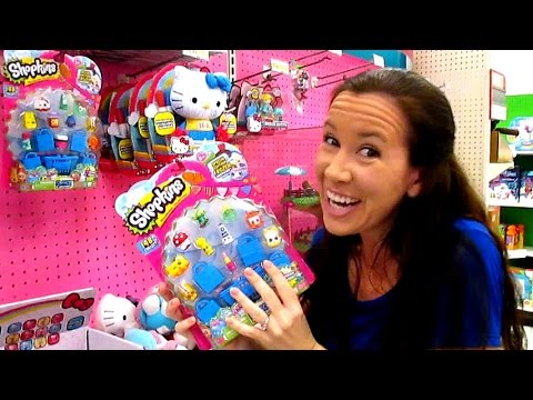 TOY HUNTING - Frozen, Shopkins, Angry Birds Stella, Littlest Pet Shop, Furby Boom, My Little Pony