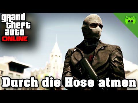 GTA ONLINE # 107 - Durch die Hose atmen «» Let's Play Grand Theft Auto Online | 60HD