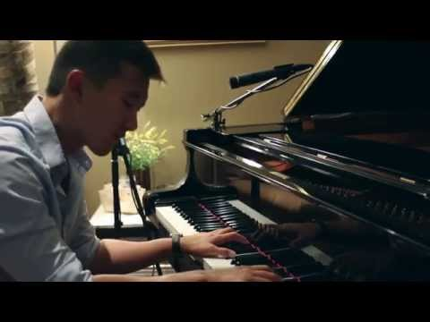☺ Break Up With Him - Old Dominion Piano Cover (Terry Chen)