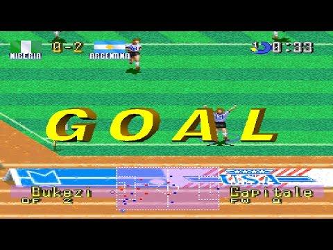 International Superstar Soccer Deluxe - Argentina (Playstation) Level 5