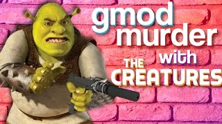 Repeat youtube video GET OUT OF ME SWAMP!! | Gmod Murder Gameplay