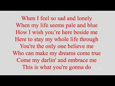 Kiss me Kiss me video with lyrics