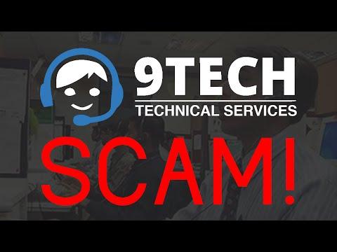9TECHTS.COM TECHNICAL SUPPORT SCAM