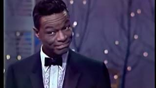 Nat King Cole - I Won't Twist - Clip from the Dinah Shore Show 1961 12.29. Full spectrum Stereo!
