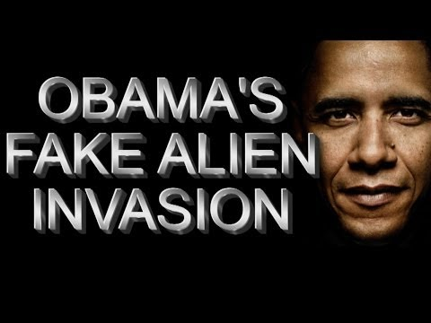 CIA Spy: Alien Contact To Be Announced By Obama; Secret Deal With Putin/China Over Dollar Collapse