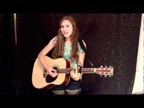 "Justin Bieber ""Die in Your Arms"" (Cover) Courtney Randall"