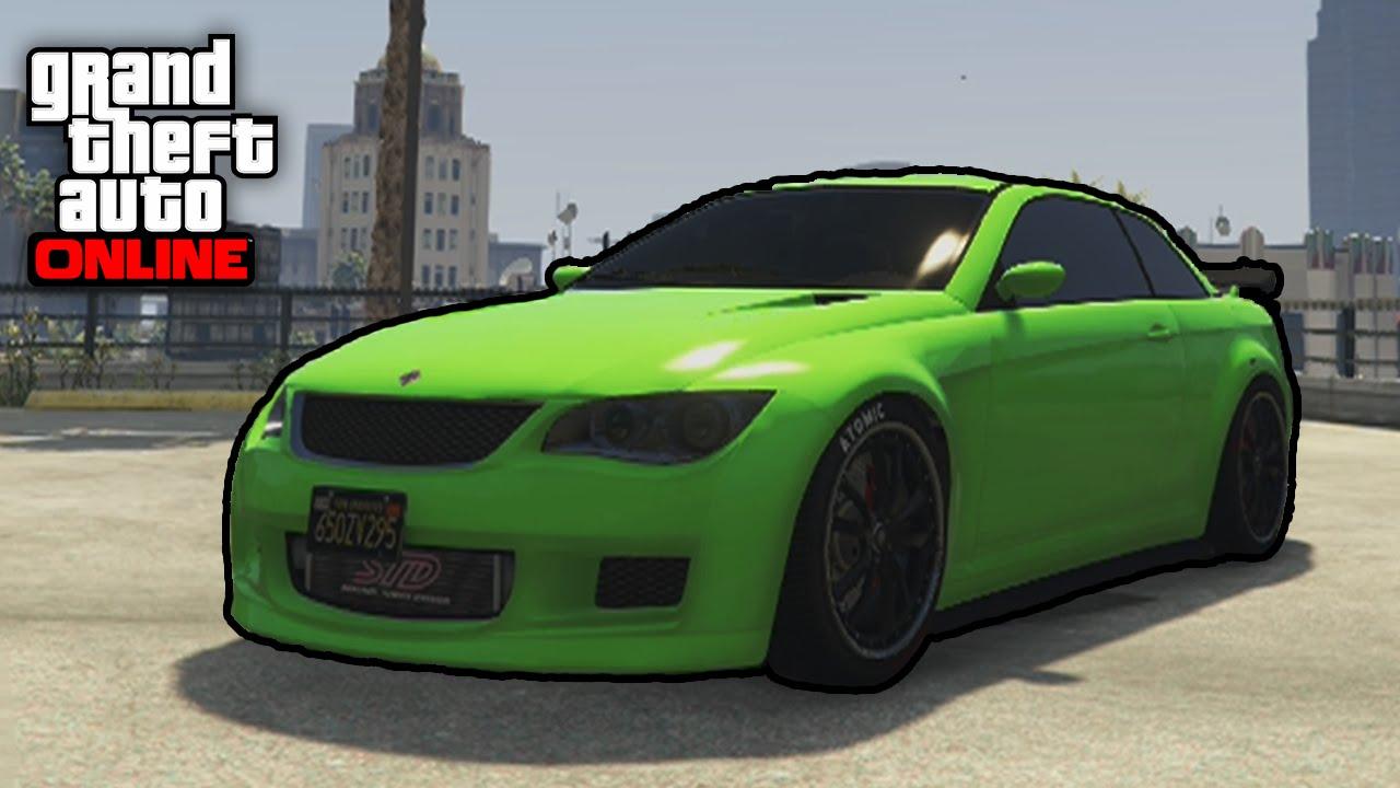 GTA 5 Rare & Secret Cars