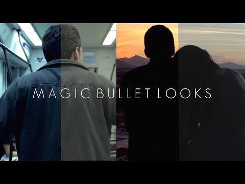Easy Color Grading Using Magic Bullet Looks