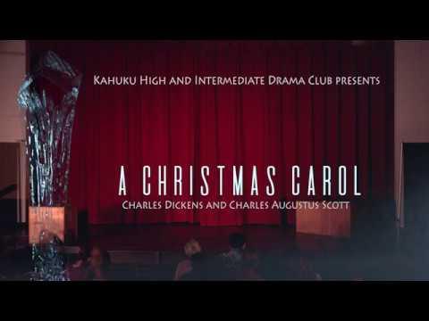 "Kahuku's Play ""A Christmas Carol"" in 4K"
