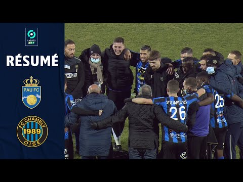 Pau Chambly Goals And Highlights