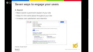 AdSense 10 Challenge - Week 7: User Experience: Engaging Your Users