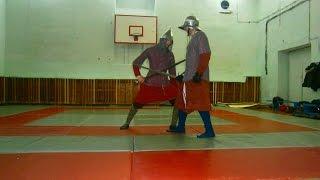 "Семинар ""Западно-европейское фехтование. Ч.1. Меч-меч"", 24.12.2011"