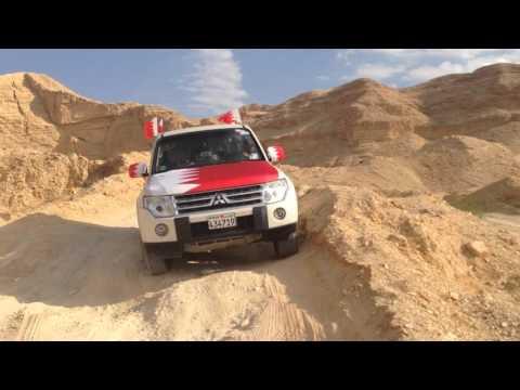 4x4 off road trip in Saudi Arabia near Heet Cave - Riyadh