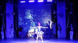 A Porcelain Ballerina
