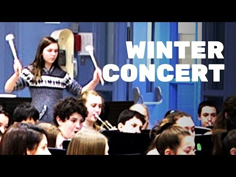 Winter Concert / St. Albans City School