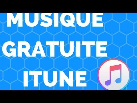 Avoir de la musique gratuite sur itunes !