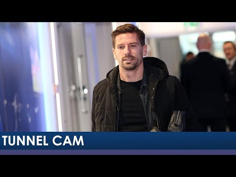 Tunnel Cam   Leicester City vs Huddersfield Town   2017/2018