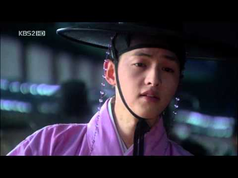 Sungkyunkwan scandal  Song Joong Ki (turn)Cut