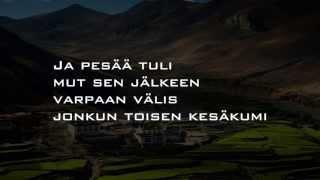 Cheek - Jossu feat. Jukka Poika | LYRICS / SANAT näytöllä