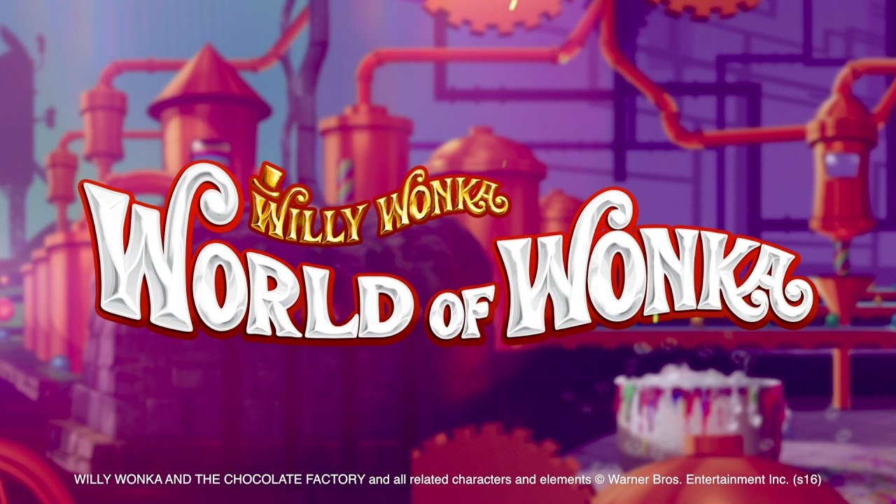 Play Willy Wonka Slot Machine