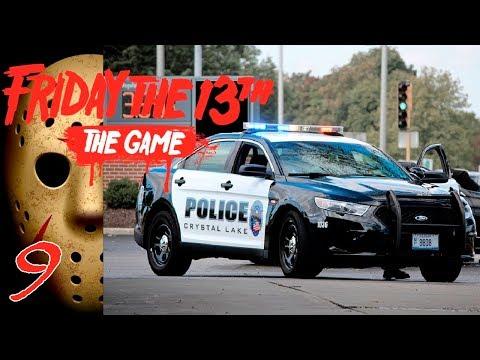 ПРЕЦАКАН ОТ ПОЛИЦИЯТА | Friday the 13th #9