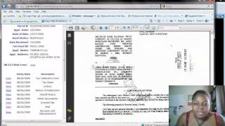 Part 1 Researching Tax Deeds B4 Sale