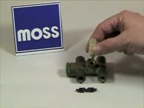 Brake       Pressure    Failure    Switch     How it Works  Moss Motors